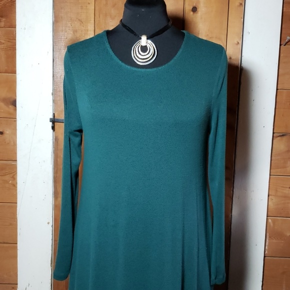 Old Navy Dresses & Skirts - Old Navy Green Sweater Dress